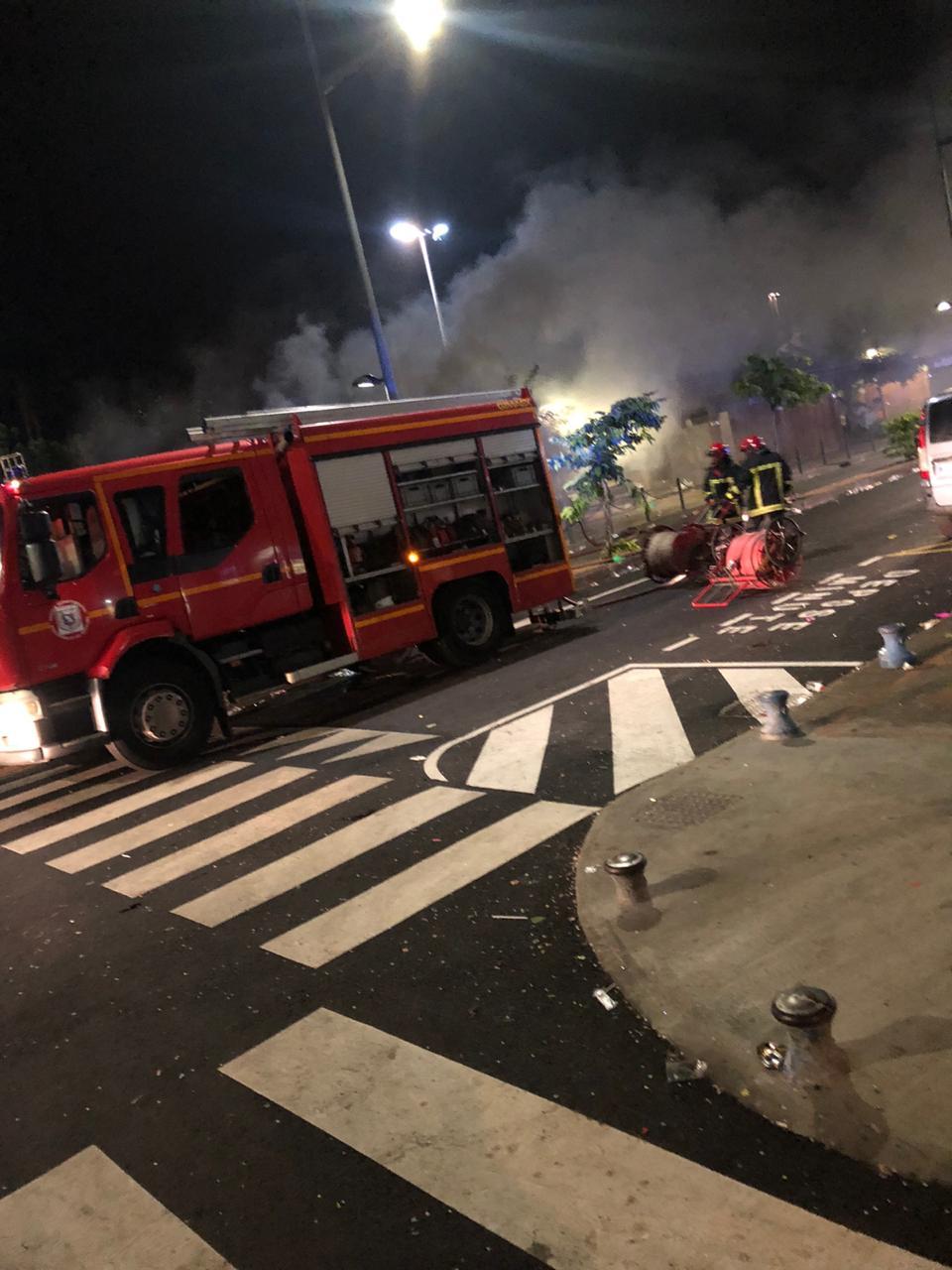 Dimanche gras agité pour les pompiers