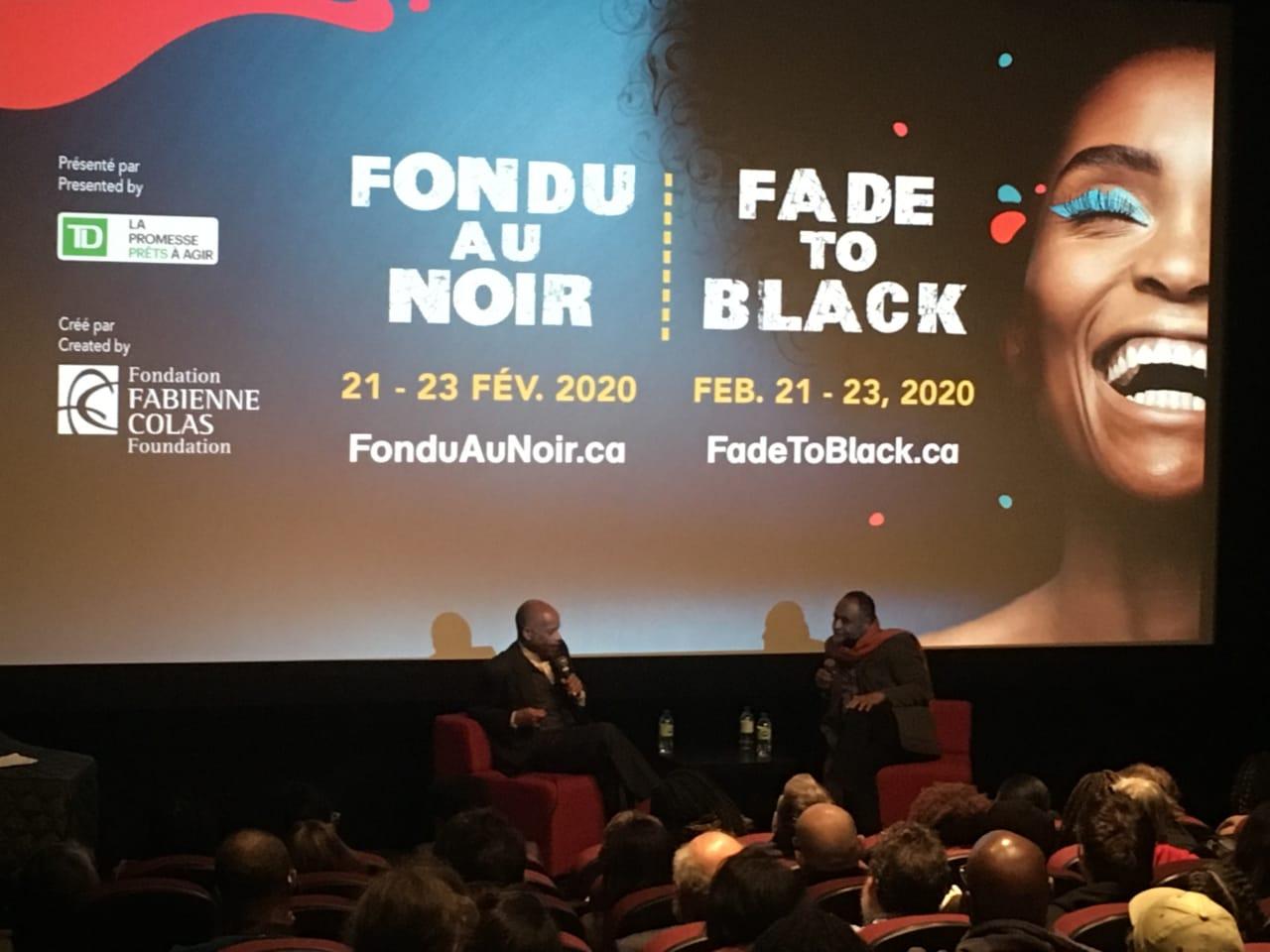 Le cinéma noir à l'honneur lors d'un festival à Montréal