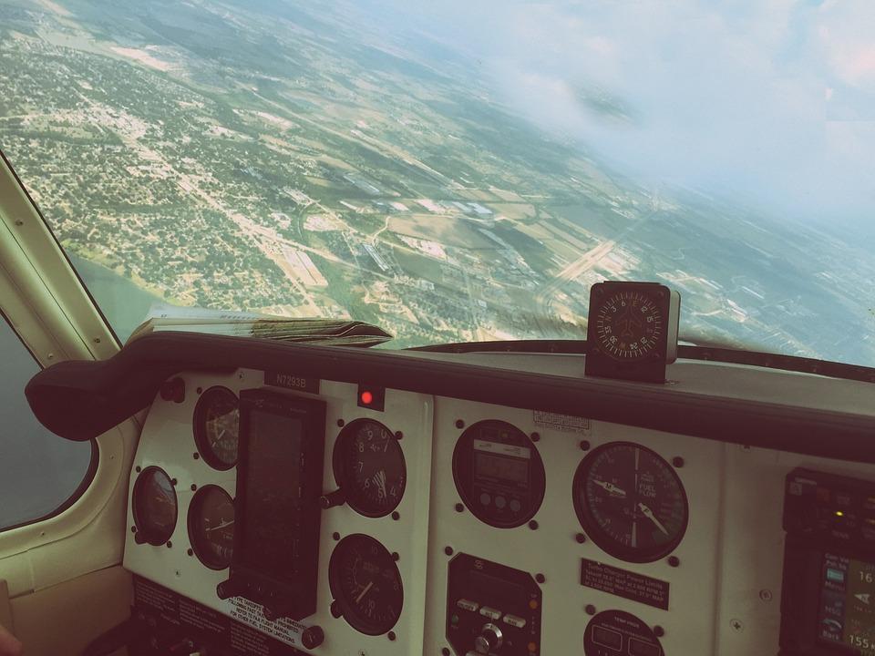 Un avion de tourisme s'abîme en mer à la Dominique