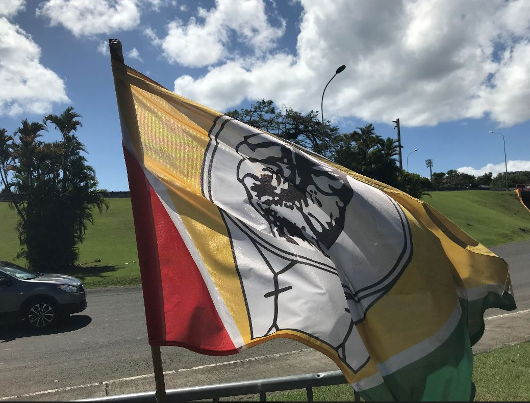 "Municipales 2020 : l'UGTG dénonce ""an blag a mas"""