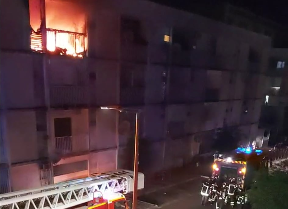 Un incendie ravage un appartement de Grand-Camp