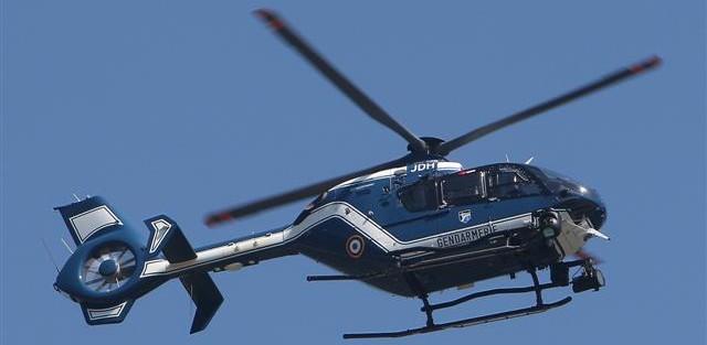 Encore des baigneurs surpris par l'hélicoptère des gendarmes