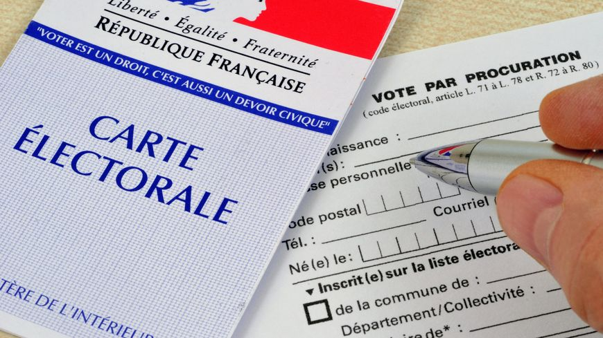 Vote par procuration : la police nationale signale des tentatives d'abus