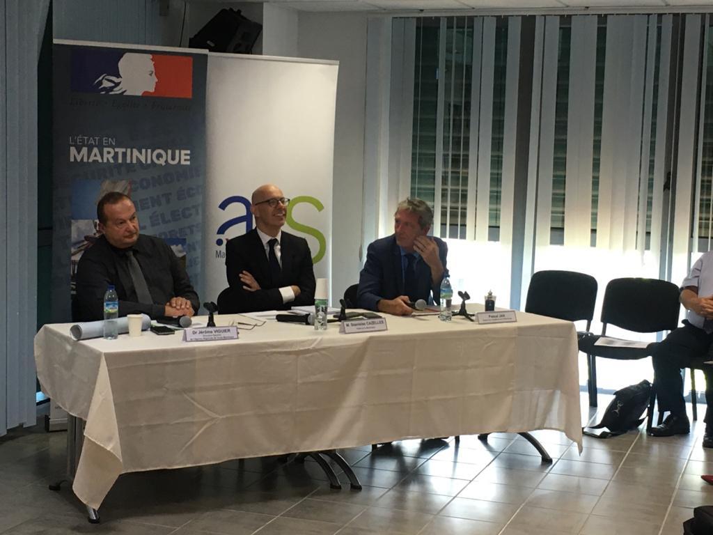 Covid-19 : une enquête menée en Martinique après la confirmation de cas en Guyane