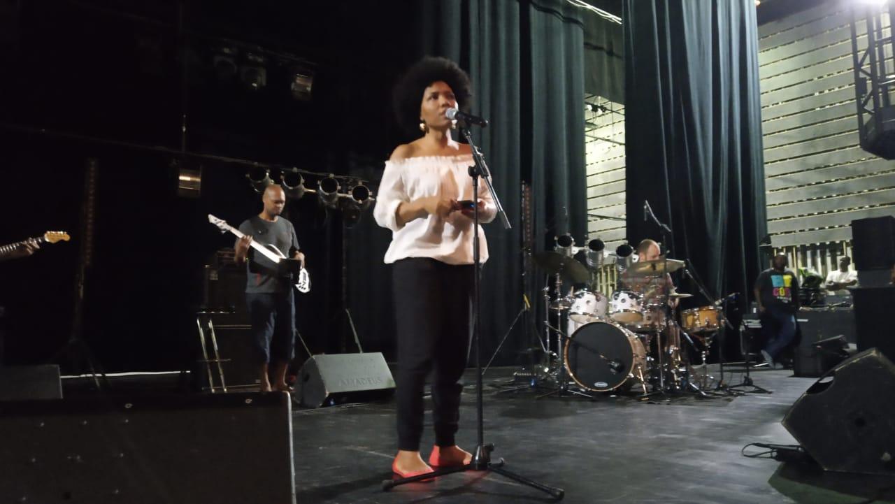La chanteuse Lura en concert ce soir