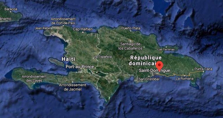 Un premier cas de coronavirus en République Dominicaine