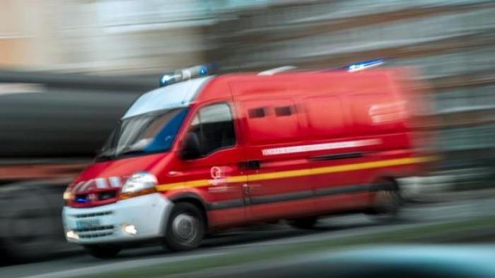 Un accident de la route impressionnant fait un blessé léger au Carbet