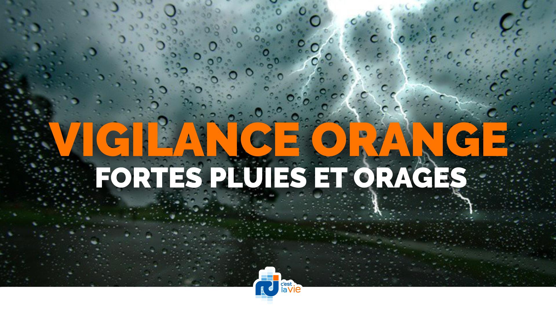 La Martinique bascule en vigilance orange pour fortes pluies et orages