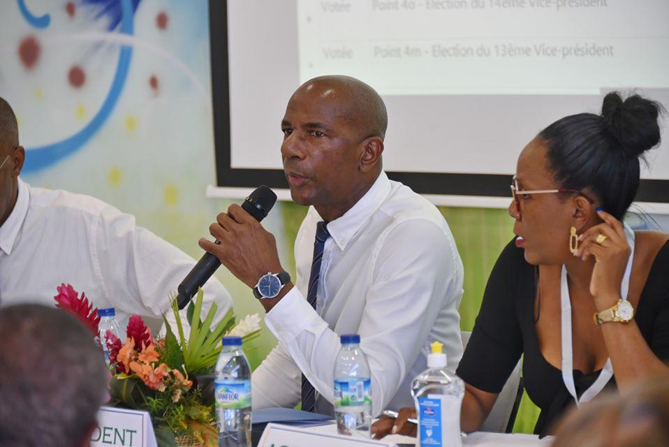 Cap Nord: premier conseil sous la présidence de Bruno Nestor Azerot
