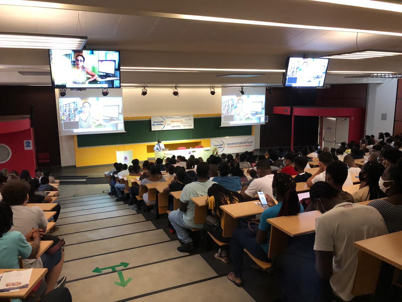 Coronavirus : l'université des Antilles mise sur le digital