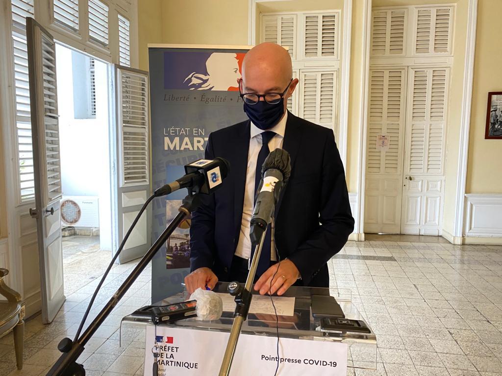 Reconfinement : Stanislas Cazelles s'explique sur ses mesures