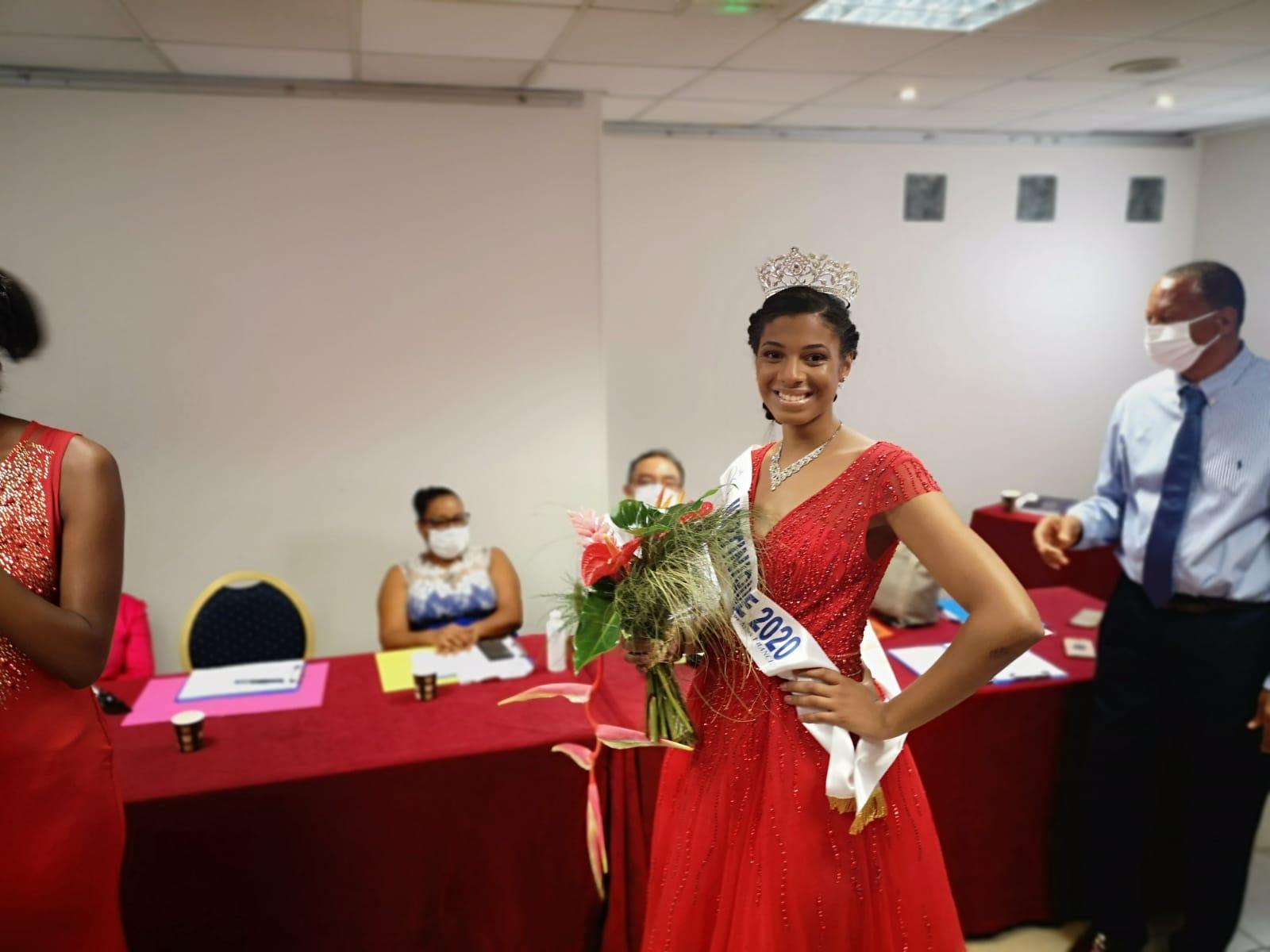 Qui est Séphorah Azur, la miss Martinique 2020 ?
