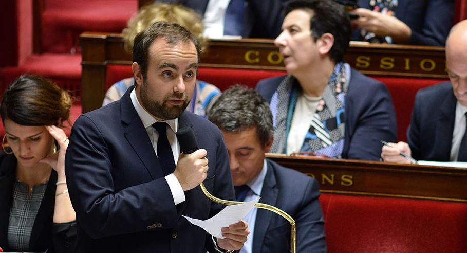 Sébastien Lecornu est candidat aux élections départementales