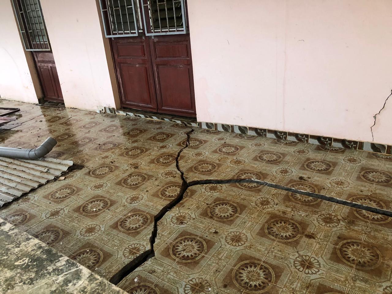 Sainte-Marie : la difficile mission du CCAS pour constituer les dossiers des sinistrés