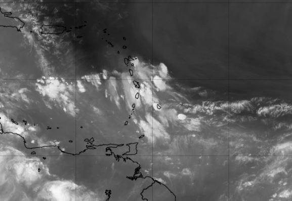 Le temps est encore humide ce dimanche en Martinique avant une amélioration en début de semaine