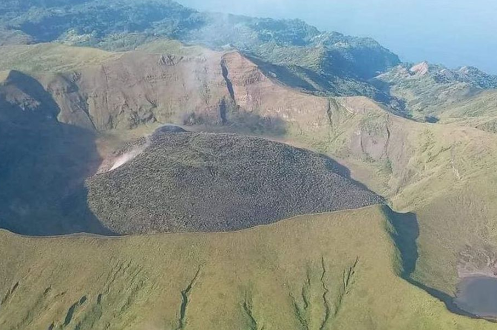 """Eruption de la Soufrière à Saint-Vincent : """"Pour l'instant, il n'y a aucune conséquence pour la Martinique"""""""