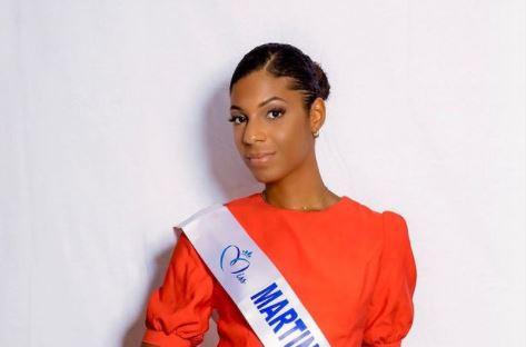 Miss Martinique, Séphorah Azur, se présente en vidéo avant Miss France