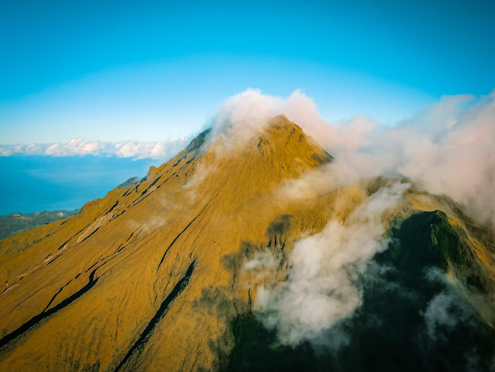 Nouvelle variation dans la sismicité sous la Montagne Pelée : 19 séismes en huit jours