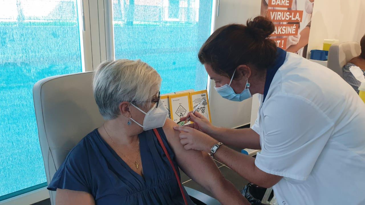Les autorités renforcent la campagne de vaccination contre la Covid-19
