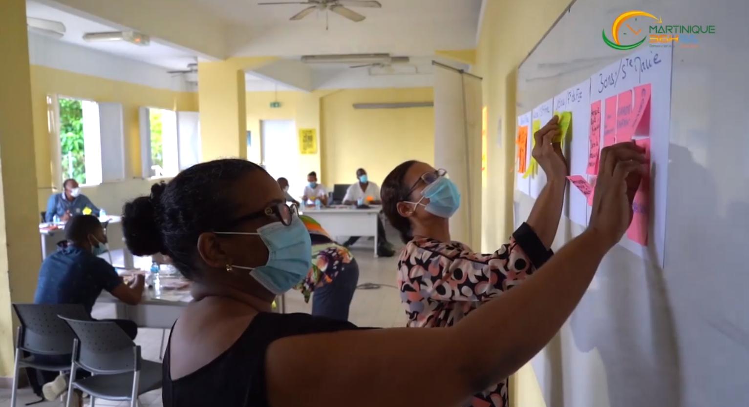 Imaginer la Martinique de 2036 : les premiers ateliers préparatoires ont eu lieu