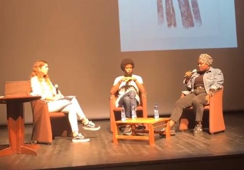 Les jeunes artistes martiniquais au cœur d'une conférence à Tropiques Atrium