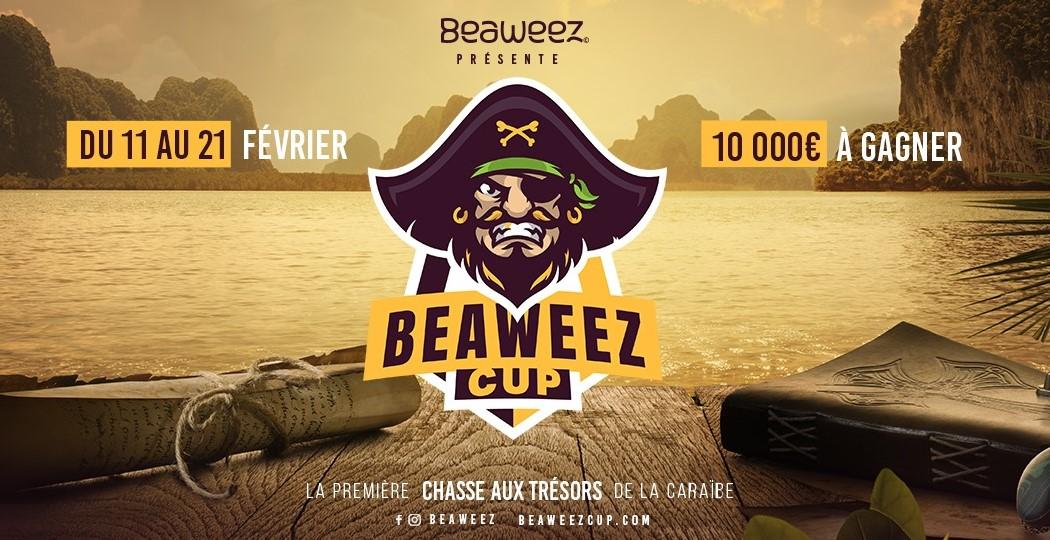 Beaweez Cup, la chasse au trésor qui vous fera découvrir les îles de Guadeloupe