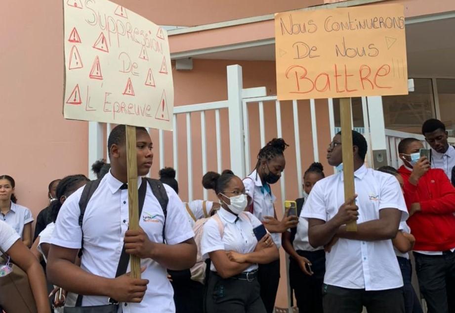Bellefontaine : la mobilisation continue pour les étudiants en BTS management en hôtellerie-restauration
