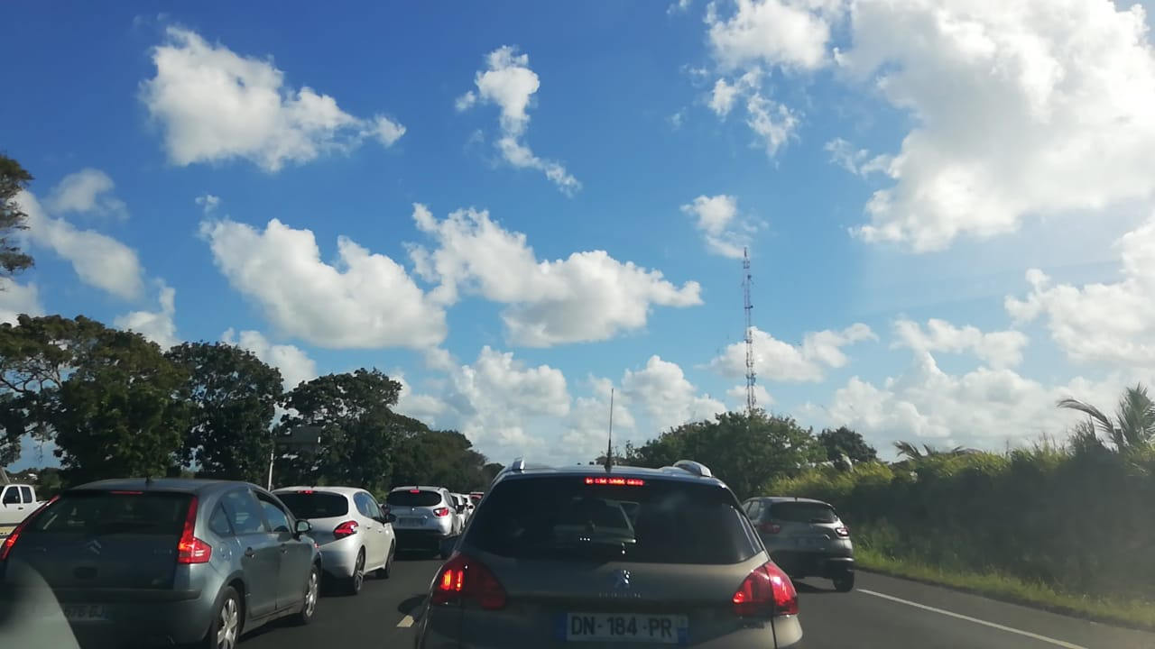 Un carambolage à la Jaille provoque d'importants embouteillages