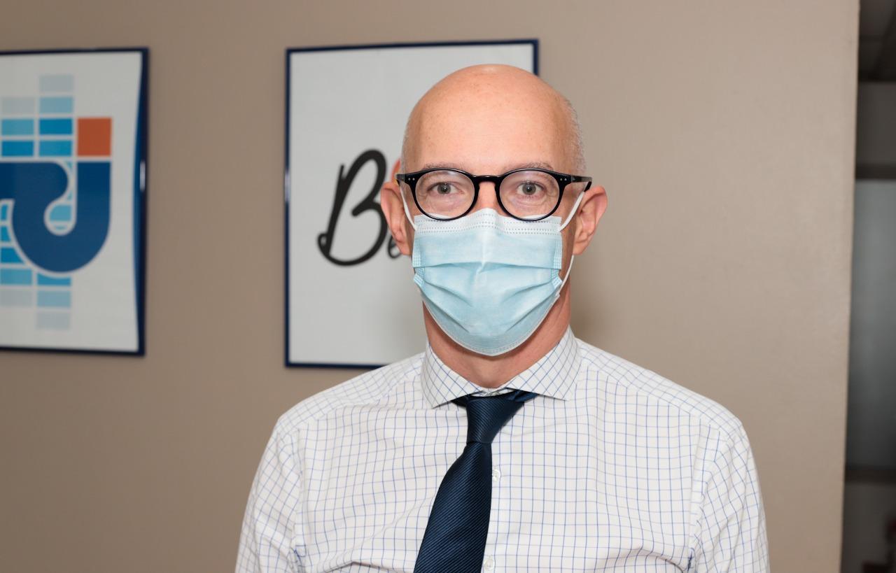 Stanislas Cazelles appelle à l'unité pour passer le nouveau pic épidémique de Covid-19