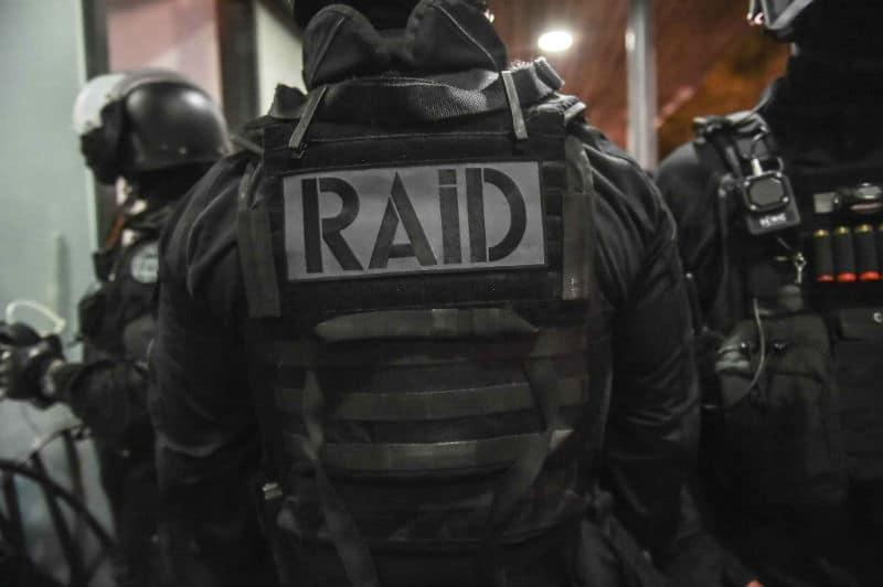 Trafic de drogue : huit personnes arrêtées en Guadeloupe après une vaste opération policière