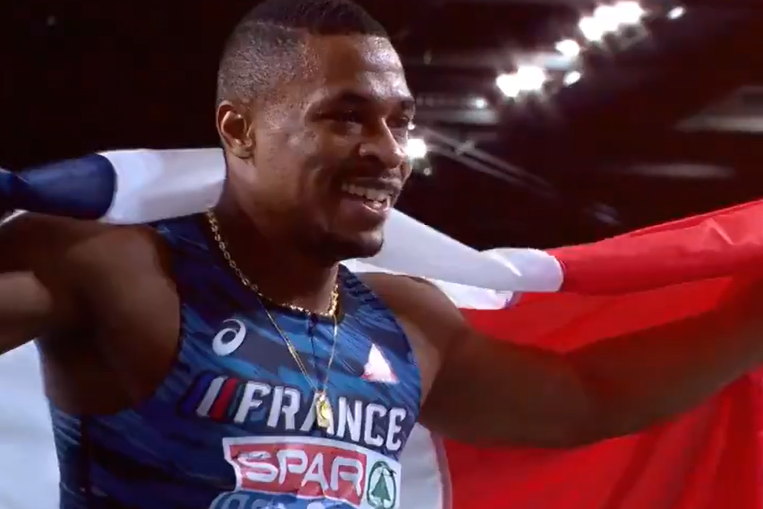 110m haies : le record du monde de Wilhem Belocian battu