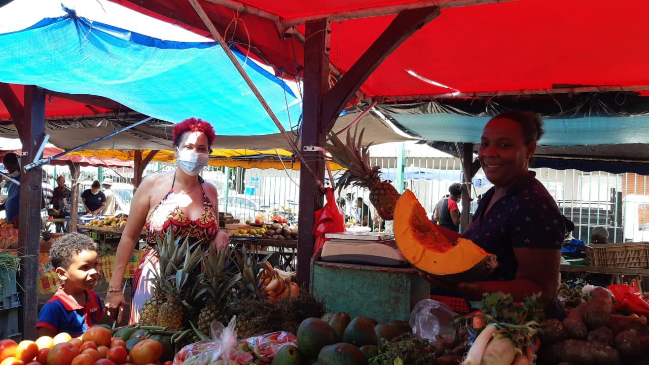 """Plus que quelques jours pour voter pour """"Votre plus beau marché"""" de Martinique"""