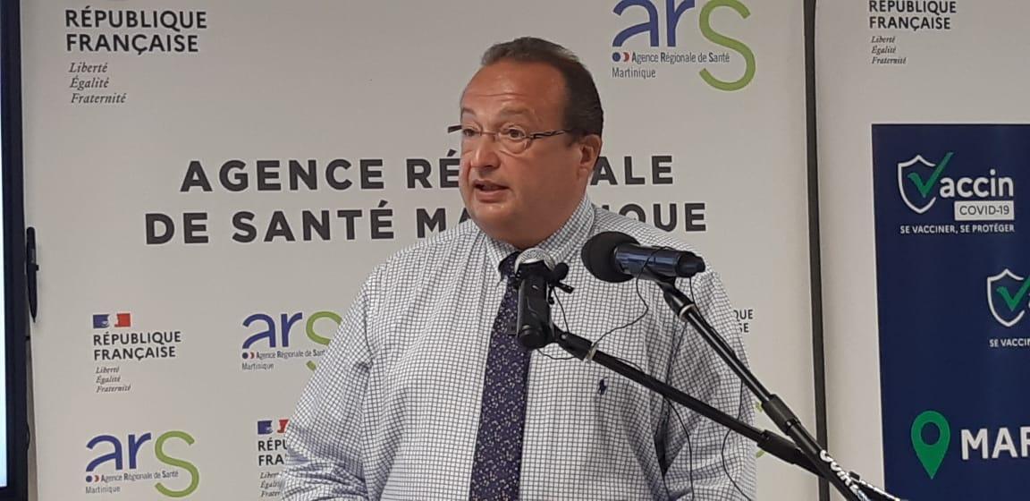 Covid-19 : vaccination pour tous et tension hospitalière toujours élevée en Martinique