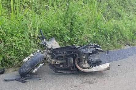 Un jeune de 20 ans décède dans un accident aux Abymes
