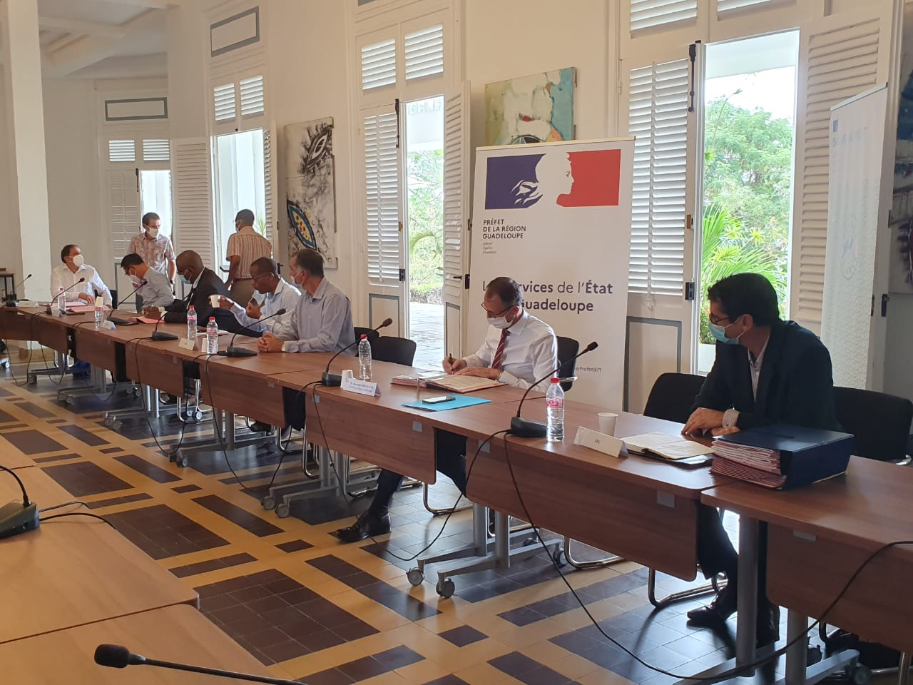 Logement social : le renouvellement du parc s'amorce en Guadeloupe
