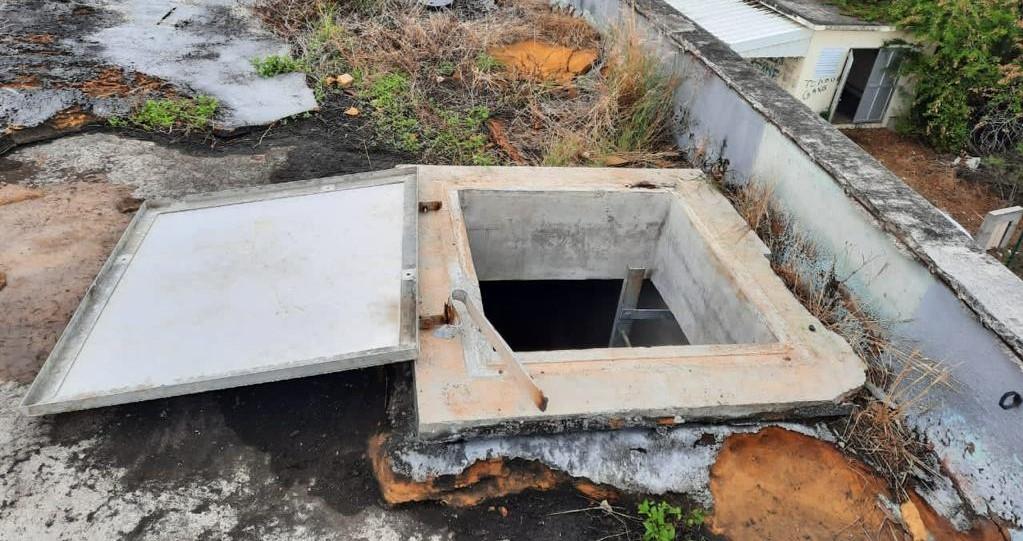 Vandalisme au réservoir de May : l'usine de Deshauteurs prend le relais
