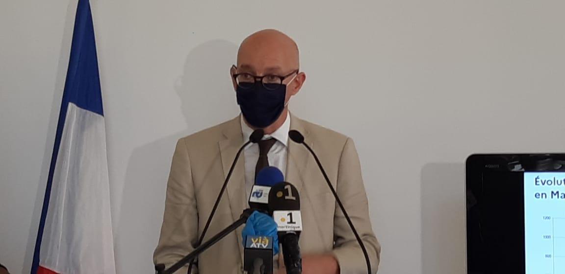 Covid-19 : déconfinement progressif et couvre-feu maintenu en Martinique