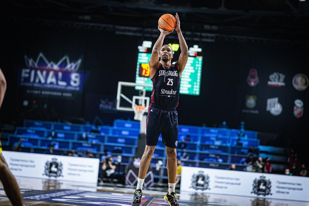 Basketball : le Martiniquais Yanis Morin participe à l'exploit de son équipe en ligue des champions