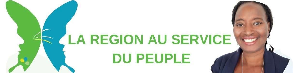 La région au service du peuple (respé)  - tête de liste : Christelle NANOR
