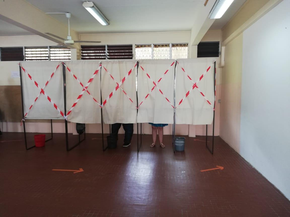 Elections Territoriales : retour sur une soirée à suspens