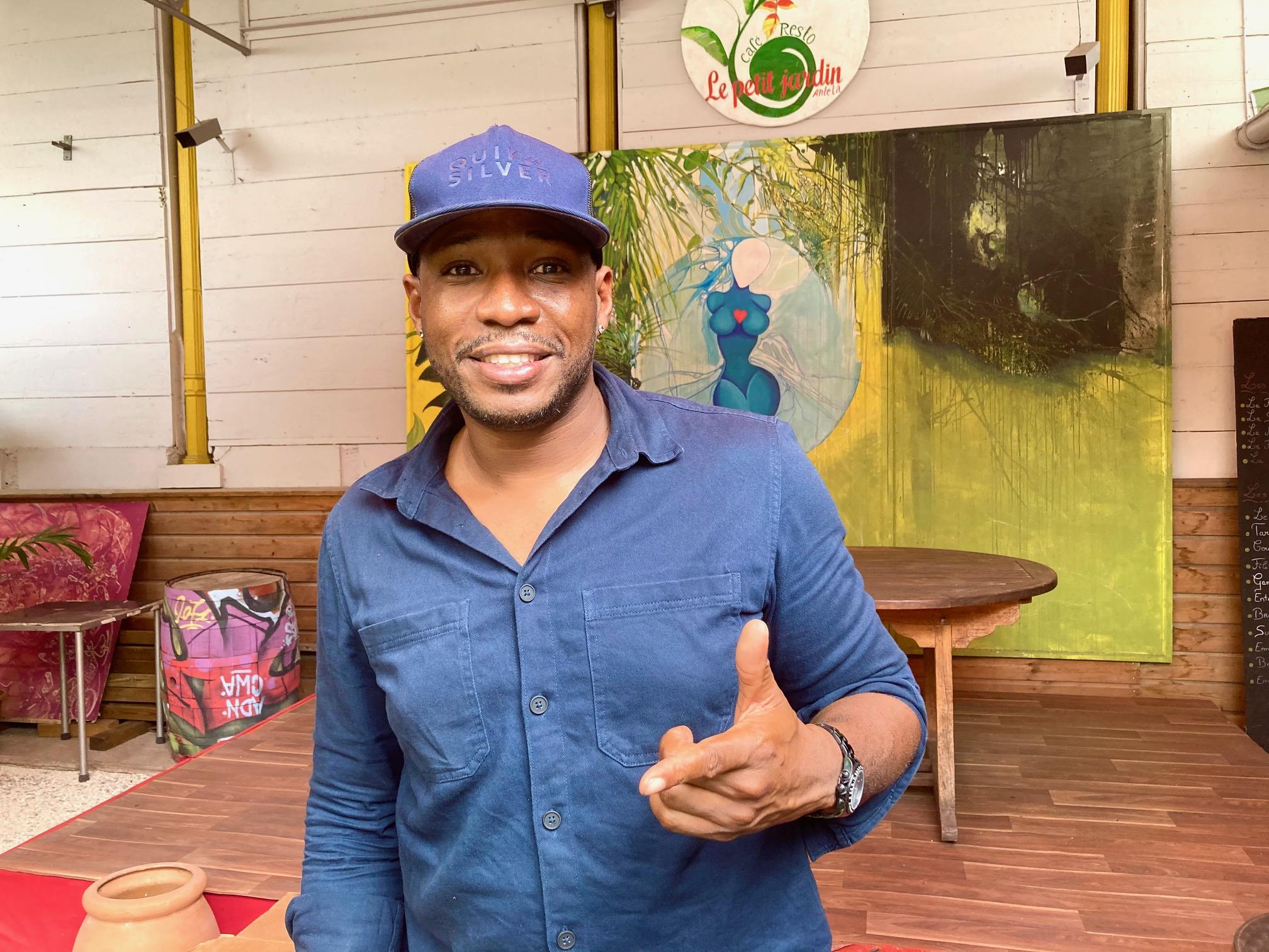 """""""Il faut plus de place pour la culture en Guadeloupe"""""""