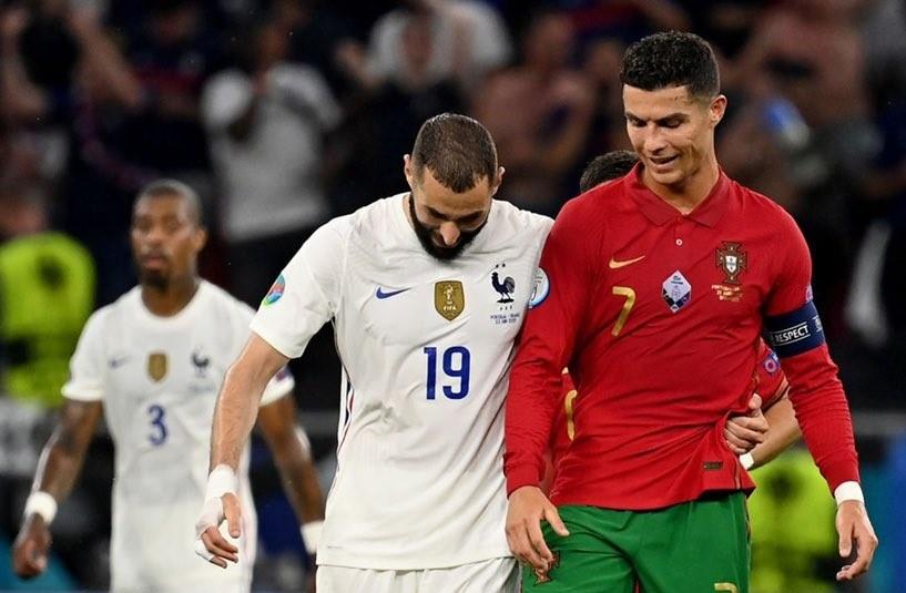 France - Portugal : le soulagement d'un match nul pour un duel au sommet
