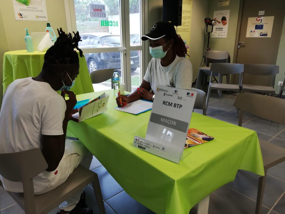 SPEP dating : rencontre entre jeunes et employeurs au Robert