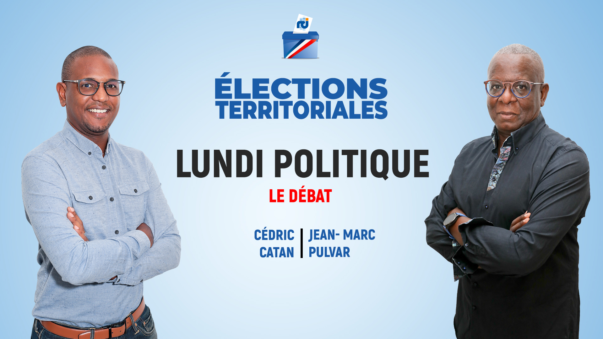 [LIVE]Territoriales 2021 : suivez le débat de Lundi Politique