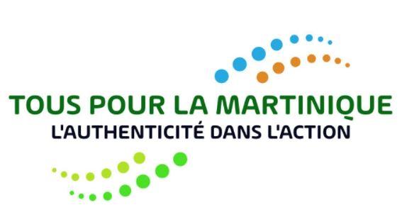 """[Audio] Marie-Line Etienne  et Cédric Lutécette de la liste """"Tous pour la Martinique étaient les invités de la rédaction"""