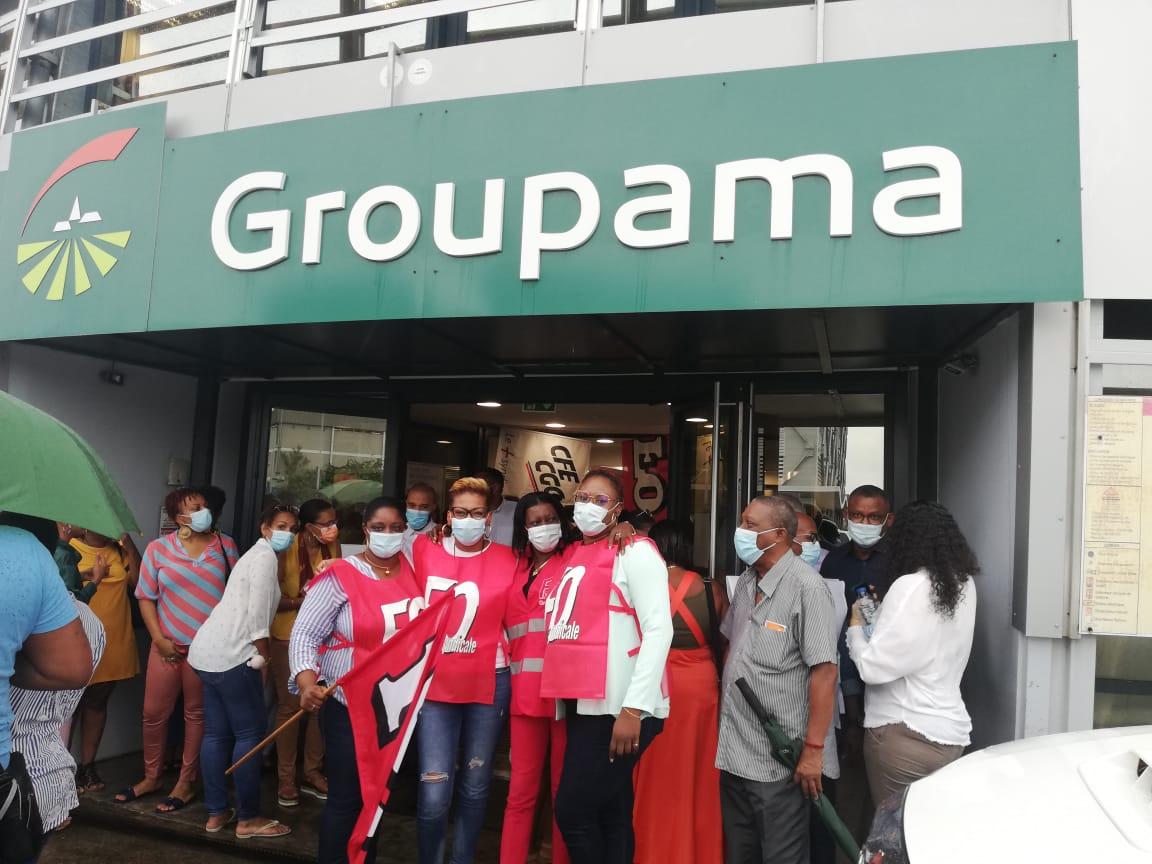 Le procès des insultes raciales à Groupama est renvoyé au mois de novembre