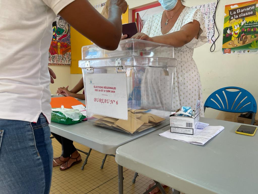 Elections 2021 : moins de 15% de taux de participation à midi