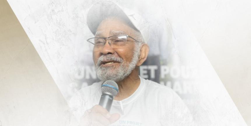 Victor Tisserand, sommité du PPM, s'est éteint à l'âge de 93 ans