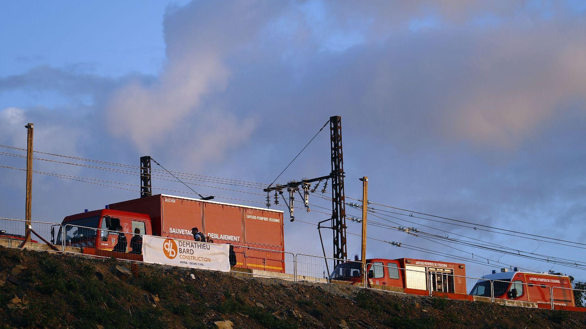 Un Martiniquais meurt dans un éboulement sur un chantier ferroviaire de l'Essonne