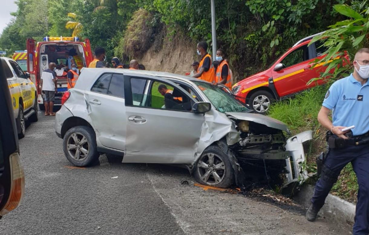 Accident mortel sur la route de Versailles